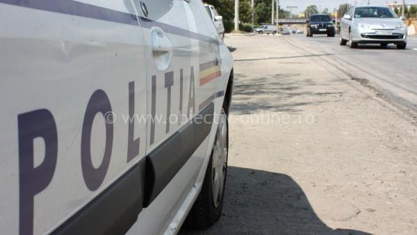 Călăraşi/Prins de poliţişti în timp ce conducea un autoturism cu autorizaţia de circulaţie provizorie expirată