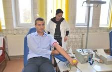 Campanie de donare de sânge inițiată la nivelul Primăriei Municipiului Călărași
