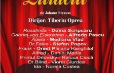 """Concert extraordinar de Crăciun la Călărași/Spectacolul de operetă """"Liliacul"""" de Johann Strauss – fiul"""