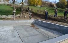 Primăria Călărași/Zona de recreere din Parcul Dumbrava va fi gata până la finalul acestui an