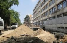 Extinderea UPU și noul drum de acces în Spitalul Județean, finalizate în 2016