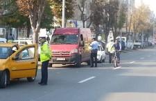 Polițiștii călărășeni, cu ochii pe taximetriști