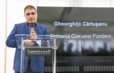 """Gheorghiţă Cărtuşanu: """"Voi încerca să-mi asum candidatura pentru un nou mandat, chiar dacă există motive care mă determină să cântăresc foarte bine lucrurile înainte de a lua această decizie"""""""