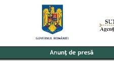 """Anunţ de presă privind finalizarea proiectului """"Sprijin pentru ADR Sud Muntenia / Direcţia Organism Intermediar pentru activităţile de informare şi publicitate ale Programului Operaţional Regional în anii 2013 – 2015"""""""