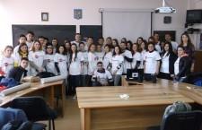 Ziua Internațională Anticorupție/Acțiune informativă în cadrul Liceului Danubius