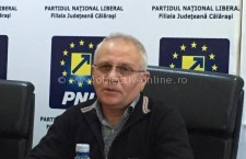 Viorel Ivanciu va fi noul președinte al organizației municipale a PNL Călărași