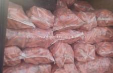 Șase tone de legume, confiscate de poliţişti