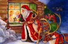 Călărași/Copiii sunt așteptați la Căsuța lui Moș Crăciun din zona Orizont