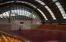 Comunicat de presă/Sala Polivalentă va fi redeschisă până la reluarea campionatului