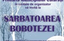 Primăria Călărași se pregătește de Bobotează/Iată programul sărbătorii din data de 6 ianuarie 2016