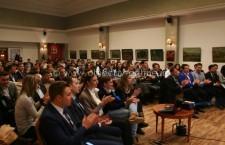 Tinerii liberali călărășeni au participat la Școala de Iarnă a Comisiei Naționale de Educație a TNL