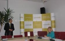 """Întâlnire de lucru stadiu elaborare documente programatice necesare finanţării în cadrul Axei prioritare 4 """"Sprijinirea dezvoltării urbane durabile"""" a POR 2014 – 2020"""