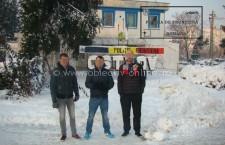 Politiștii de la frontieră au prins trei albanezi care vroiau să intre ilegal în România, pe la Ostrov