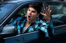 """Proiect al noului Cod Rutier: Şoferii """"agresivi"""", amenzi de 6-8 puncte şi reţinerea permisului"""
