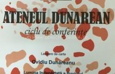 """ATENEUL DUNĂREAN/Lansarea romanului """"Lumina Îndepărtată a Fluviului"""" de Ovidiu Dunăreanu"""