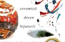 Muzeul Municipal Călărași/Ceramică, desen, bijuterii – ANDREEA BĂDRĂGAN