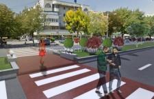 Primăria Călărași/Proiect REGIO privind modernizarea infrastructurii căilor de rulare a transportului public local – strada București și prel. București