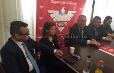 UNPR/Dan Drăgulin exclus, Aurel Nicolae-candidat la CJ Călărași