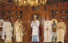 Duminică se sfinţeşte veşmântul pictural al Bisericii Naşterea Sf. Ioan Botezătorul din Călăraşi