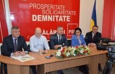 PSD Călărași/Marius Dulce, candidatul la funcția de primar al municipiului Călărași