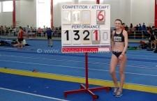CSS Călărași/Atletism: Alexandra Mihai, în topul mondial