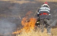 ISU Călărași/Igienizarea de primavară poate constitui un real pericol de incendiu și se poate solda cu pagube materiale însemnate