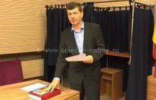 Haralambie Popescu (PSD) a depus jurământul de consilier județean
