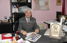 """George Avram: """"Activitatea mea ca primar a fost pusă întotdeauna în slujba cetăţeanului"""""""