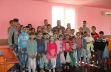 Romii din Mânăstirea și-au sărbătorit ziua