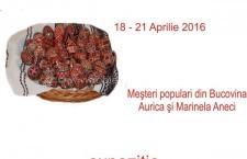 """Muzeul Dunării de Jos vă invită la """"Atelierul de încondeiat ouă"""""""