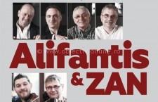 "Eveniment umanitar – concert ""Alifantis & Zan"""