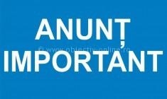 ECOAQUA SA/Anunţ către locatarii din apartamentele municipiului Călăraşi și orașul Lehliu Gară