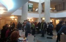 72 de persoane au fost selectate în vederea încadrării la Bursa Locurilor de Muncă organizată de AJOFM Călăraşi astăzi, 14 aprilie 2016