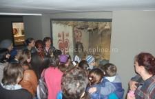"""3500 de vizitatori au vizitat Muzeul Dunării de Jos prin programul """"Școala Altfel"""""""