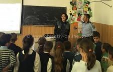 Activități preventive desfășurate de polițiștii călărășeni în școli