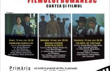 """""""Caravana filmului românesc""""/Programul proiecțiilor cinematografice în aer liber în weekendul 13-15 mai"""