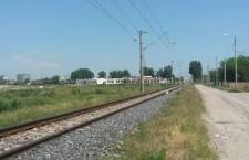 Călărași/Un copil de 1 an și 6 luni a fost lovit de tren