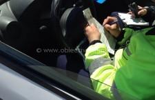 6 șoferi din Călărași depistați în trafic, fără permis de conducere