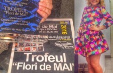 """Trofeul """"Flori de Mai"""" a fost câștigat de călărășeanca Florentina Mihai"""