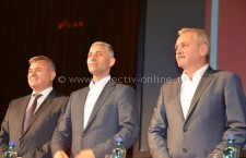Preşedintele PSD, Liviu Dragnea, a venit la Călăraşi la lansarea candidaţilor PSD