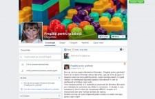 """Ministerul Educației a lansat pagina de facebook """"Pregătiţi pentru grădiniţă"""""""