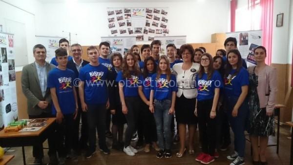 Colegiul Economic Călărași a organizat Expoziția Jobs