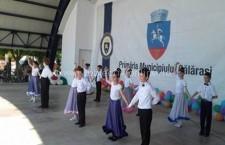 Activități artistice dedicate Zilei Copilului, desfășurate în Parcul Dumbrava