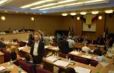Vasile Iliuță a depus jurământul de președinte al Consiliului Județean Călărași