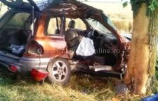 Grav accident rutier cu 4 victime în comuna Frumușani/O persoană a decedat
