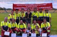ISU Călărași/Câștigătorii concursurilor profesionale ale pompierilor civili