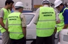 Inspectia Muncii a aplicat amenzi de circa 184.000 de euro în cinci zile