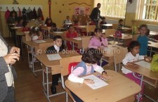 Elevii de clasa a II-a susțin Evaluarea Națională