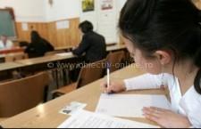 A început Evaluarea Națională la clasa a VIII-a
