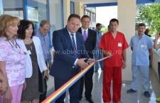 După o investiție de 2,4 milioane lei/Spitalul Județean Călărași are o Unitate de Primire Urgențe la standarde europene
